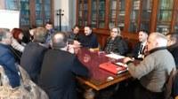 Incontro con il Partenariato economico-sociale e la Camera di Commercio