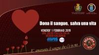 """Campagna per la donazione di sangue -""""E' amaranto il sangue che c'è in me"""""""