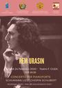 Concerto di Rem Urasin al Teatro Cilea
