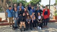 Esperienza all'estero per i corsisti della Città Metropolitana