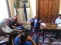Convenzione tra il Dipartimento DICEAM dell'Università Mediterranea e la Città Metropolitana.