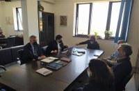 Formazione e rilancio del tessuto economico metropolitano: il Consigliere delegato Giuseppe Marino incontra il Presidente di Camera di Commercio Ninni Tramontana