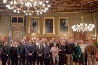 Il Consigliere delegato Castorina al meeting sulle best practice amministrative