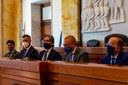 Il Consiglio Metropolitano approva, all'unanimità, la mozione per chiedere al Governo il raddoppio delle somme del Recovery Fund destinate al Sud.