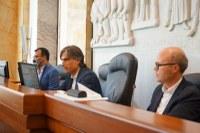 """Il Consiglio Metropolitano approva la salvaguardia degli equilibri di Bilancio ed istituisce il Premio """"Tommaso Campanella""""."""