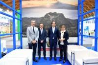 Il sindaco Falcomatà al TTG Travel Experience di Rimini
