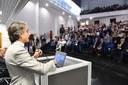 """Il sindaco Falcomatà è intervenuto alla presentazione del progetto """"A-ndrangheta"""""""