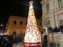 """Il sindaco Falcomatà: """"Grazie alla grande famiglia di Ail, l'albero della vita ci illumina di speranza"""""""