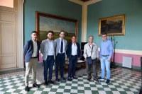 Il sindaco Falcomatà ha incontrato l'Associazione bocciofili