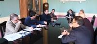 Il Sindaco incontra i rappresentanti sindacali del comparto edilizio e i vertici di Ance Reggio Calabria