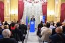 Il Sindaco metropolitano all'incontro con l'Istituto Nazionale Azzurro