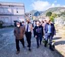 """Il Sindaco Falcomatà a San Luca: """"Ripristinare la strada per il Santuario di Polsi, patrimonio dell'intero territorio metropolitano"""""""