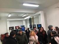 Inaugurata la mostra fotografica della Città Metropolitana