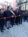 Inaugurata  Via Castello a Cinquefrondi