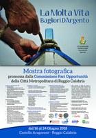 """Inaugurazione Mostra Fotografica """" La Molta Vita - Bagliori d'Argento"""""""