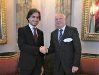 Incontro con il Console della Federazione Russa In Italia