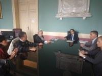 Incontro operativo per il completamento della strada Vito - Ortì
