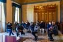 Incontro tra Consiglieri e  Dirigenti Metropolitani