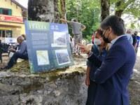 La Città Metropolitana consegna al Club Alpino Italiano un bene confiscato