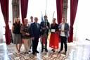 La Città Metropolitana  ha accolto la delegazione della Polonia