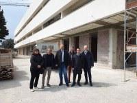 L'Istituto IPSIA prende forma
