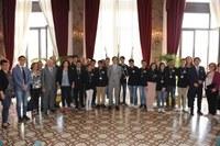 Premiazione Finalisti e Vincitori XVI Olimpiadi Nazionali di Astronomia