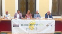 """Presentata a Palazzo Alvaro la seconda edizione del """"Bergamotto Art Festival""""."""
