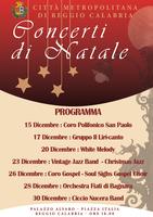 Rassegna Concerti di Natale