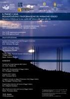 """Seminario """"Il Piano Casa"""": riqualificazione e trasformazione del Patrimonio Edilizio"""