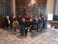 """""""Sp2"""" D'Aspromonte: a Palazzo Alvaro un tavolo tecnico-istituzionale"""