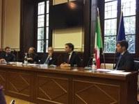"""Un """"Ponte di legalità"""" tra le Città Metropolitane di Reggio Calabria e Milano."""